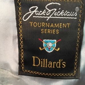 Dillard's Jack Nicklaus Jackets & Coats - Jack Nicklaus Men's Blazer Sport Coat